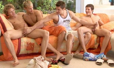 Bel Ami, Seriously Sexy part 2, Josh Elliot, Brandon Manilow