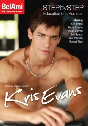Bel Ami, Step by Step Education of A Porntar: Kris Evans