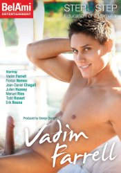 Bel Ami, Step by Step Education of A Porntar: Vadim Farrell